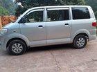 Cần bán gấp Suzuki APV sản xuất 2009, màu bạc, đăng kiểm còn dài