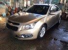Bán xe Chevrolet Cruze LT sản xuất 2016, màu vàng cát