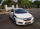 Gia đình bán ô tô Honda City 1.5AT 2017, màu trắng, giá 530tr