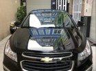 Cần bán gấp Chevrolet Cruze đời 2016, màu đen chính chủ