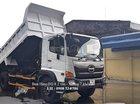 Bán xe ben Hino 8.2T - thùng 7 khối