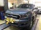 Bán Ford Ranger XLS MT 2.2L năm sản xuất 2015, màu xanh lam, nhập khẩu