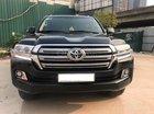 Bán Toyota Landcruiser VX đen, nội thất kem, xe sản xuất 2016, đăng ký 2016, đi 3 vạn