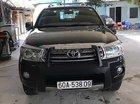 Bán xe Toyota Fortuner G đời 2010, màu đen, 615 triệu