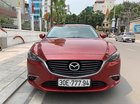 Bán Mazda 6 2.0 premium đời 2017, màu đỏ xe gia đình