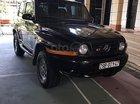 Cần bán gấp Ssangyong Korando TX-5 4x4 MT sản xuất 2003, màu đen, nhập khẩu
