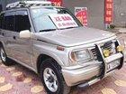 Cần bán Suzuki Vitara 2007 2 cầu số sàn, xe đẹp không lỗi, không đâm va ngập nước