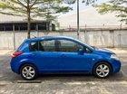Bán Nissan Tiida AT SE sản xuất năm 2008, màu xanh lam, nhập khẩu nguyên chiếc như mới