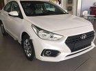 Bán Hyundai Accent 1.4  MT Base năm sản xuất 2019, màu trắng, 425 triệu