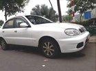 Cần bán xe Daewoo Lanos sản xuất 2004, màu trắng, xe gia đình sử dụng kĩ ít đi chất xe còn zin