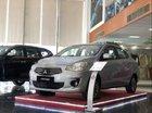 Bán Mitsubishi Attrage năm sản xuất 2018, màu bạc, nhập khẩu