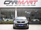 Bán xe Kia Sorento AT sản xuất năm 2015, màu xám, giá chỉ 695 triệu