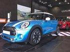 Cần bán Mini Cooper S Electric blue đời 2017, màu xanh lam, nhập khẩu