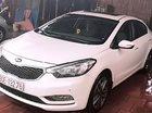 Cần bán lại xe Kia K3 1.6 AT sản xuất 2015, màu trắng