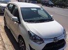Cần bán xe Toyota Wigo 1.2G AT năm 2019, màu trắng, xe nhập