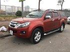 Cần bán lại xe Isuzu Dmax LS 2.5 4x4 MT đời 2016, màu đỏ, nhập khẩu