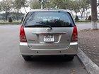 Cần bán lại xe Toyota Innova G sản xuất 2007, màu bạc, 315 triệu