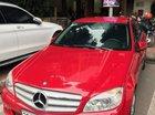 Bán ô tô Mercedes C200 CGI đời 2010, màu đỏ