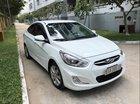 Bán Hyundai Accent sản xuất 2012, màu trắng, chính chủ