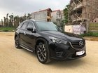 Bán Mazda CX 5 2.5AT sản xuất năm 2016, màu đen, xe nhập