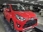 Bán Toyota Wigo sản xuất 2019, màu đỏ, nhập khẩu
