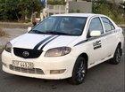 Bán Toyota Vios đời 2004, màu trắng, nhập khẩu, BSTP