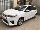 Bán Toyota Yaris 1.3G sản xuất năm 2016, màu trắng, nhập khẩu