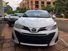 Bán xe Toyota Vios sản xuất năm 2019, màu trắng