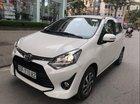 Bán Toyota Wigo 2018, màu trắng, xe nhập, số sàn