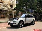 Cần bán xe LandRover Range Rover HSE 3.0L đời 2017, màu trắng, nội thất nâu hạt dẻ