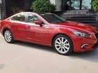 Cần bán lại xe Mazda 6 đời 2014, màu đỏ