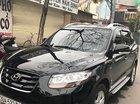 Cần bán xe Hyundai Santa Fe 2.0L sản xuất 2011, màu đen, xe nhập