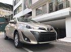 Bán Toyota Vios 1.5G CVT 2019, giá cực ưu đãi, đủ màu giao xe ngay, hỗ trợ trả góp 80%