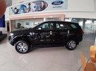 Bán xe Ford Everest titanium sản xuất năm 2018, màu đen, xe nhập
