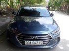 Cần bán Hyundai Elantra 1.6 MT 2017, màu xanh lam