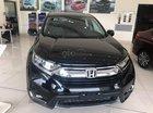 Bán xe ô tô Honda CR V 2019 màu đen - khuyến mãi lớn duy nhất tháng 7 - xem ngay