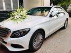 Cần bán xe Mercedes C250 Exclusive đời 2016, màu trắng