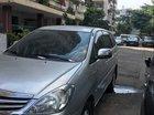 Bán Toyota Innova V sản xuất 2009, màu bạc số tự động, giá 375tr