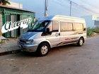 Cần bán Ford Transit đời 2004, màu bạc