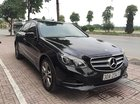 Cần bán lại xe Mercedes E250 năm sản xuất 2014, màu đen
