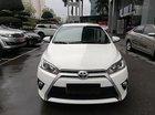 Bán Toyota Yaris 1.5G 2017, màu trắng, xe nhập