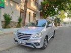 Bán Toyota Innova 2.0E 2015, tôi đứng tên chính chủ, màu bạc, số sàn, 52.000 km