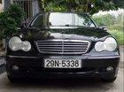 Bán xe Mercedes C200 năm sản xuất 2001, màu đen, số tự động, giá cạnh tranh