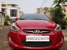 Cần bán gấp Hyundai Accent 2014, màu đỏ, xe nhập, giá cạnh tranh