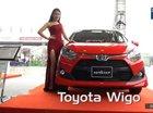 Bán Toyota Wigo sản xuất 2019, màu đỏ, xe nhập