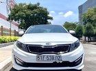Cần bán xe Kia K5 năm sản xuất 2012, màu trắng, xe nhập, 579 triệu