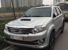 Chính chủ bán Toyota Fortuner sản xuất 2015, màu bạc