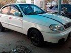 Cần bán lại xe Daewoo Lanos đời 2002, màu trắng, xe nhập