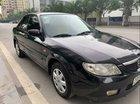 Bán ô tô Mazda 323 đời 2003, màu đen xe gia đình