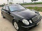 Cần bán Mercedes C200 đời 2004, màu đen